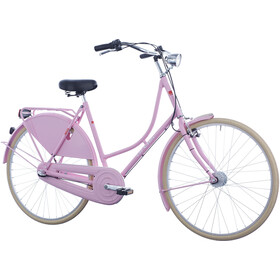 Ortler Van Dyck City Bike pink